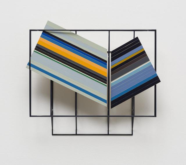 , 'Gitterbild Albers,' 2017, Kunst & Denker Contemporary