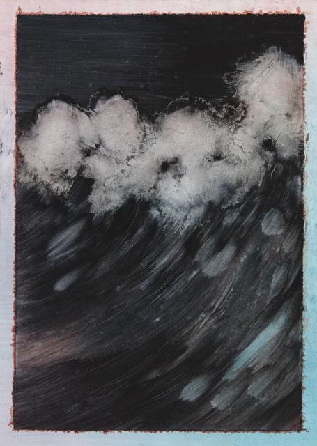 , 'Wave XIV,' 2016, Barnard