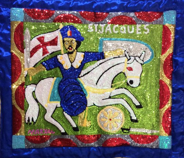 , 'Saint Jacques#1MFN,' 2017, Myriam Nader Haitian Art Gallery