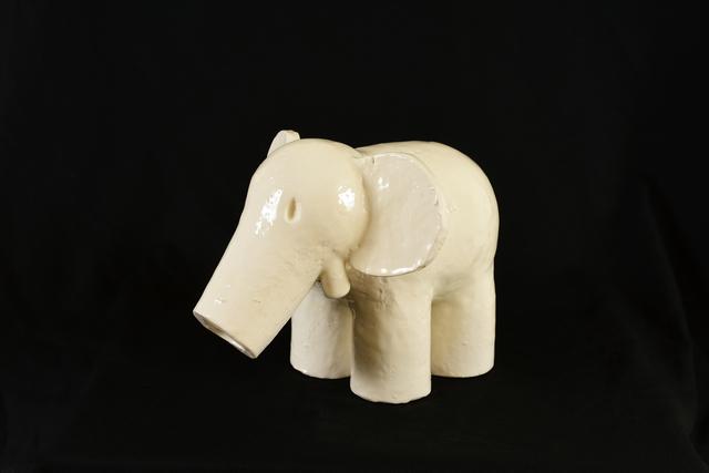 Jeffry Mitchell, 'Elephant', 2019, Mark Moore Fine Art