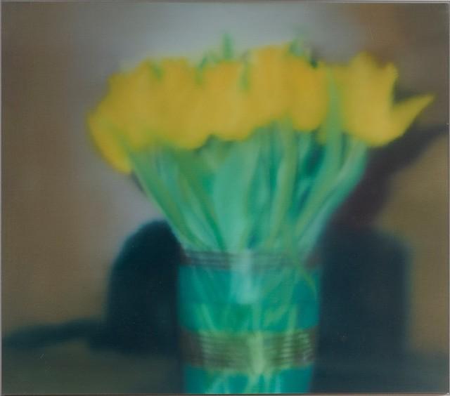 Gerhard Richter, '(Tulips 1995) - 2017', 2017, Frank Fluegel Gallery