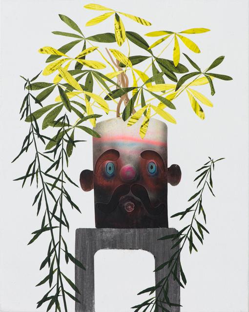 , ' Stacks (Sully Cup),' 2016, Edward Tyler Nahem Fine Art LLC