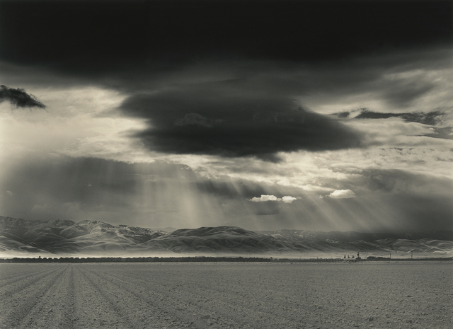 , 'Valley Before The Rain,' 1998, Photography West Gallery