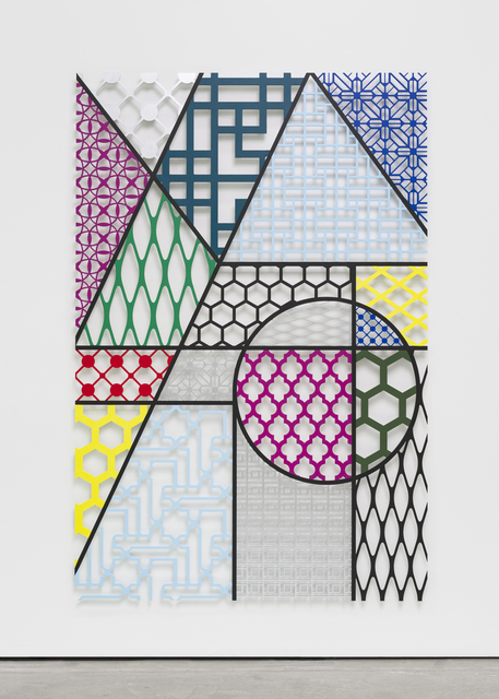 , 'Pattern-Kinship-Pyramid,' 2017, Wentrup