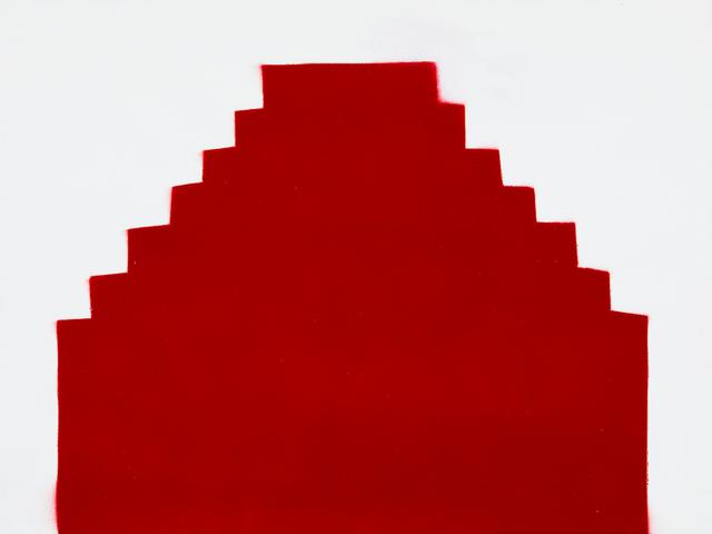 , 'RED 61,' 2018, Elizabeth Harris Gallery
