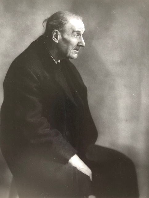 Berenice Abbott, 'Portrait of Eugene Atget', 1930, Michael Dawson Gallery