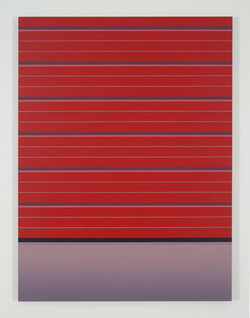 , 'Red Gate,' 2015, Galerie René Blouin