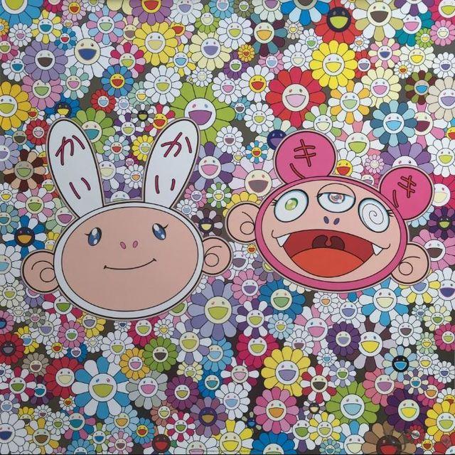Takashi Murakami, 'Kaikai & Kiki: Dreaming of Shangri-La', 2015, Lougher Contemporary