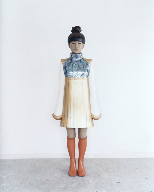 , 'Untitled (woman),' 2011, Dillon + Lee