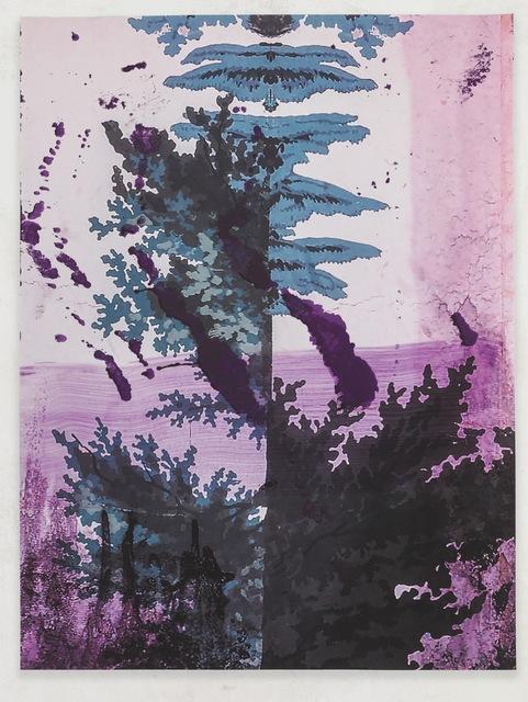 Julian Schnabel, 'Walt Whitman II (Lake)', 2016, Circle Culture
