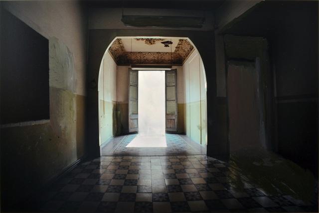, 'Tableau noir,' 1995, Photo12 Galerie