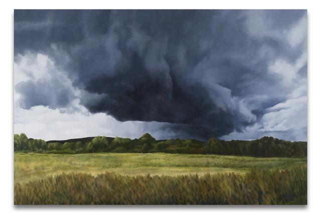 April Gornik, 'Cloud Bringing Night', 2015, Miles McEnery Gallery