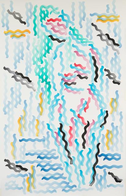 , 'Parada sobre el agua,' 2016, Federico Luger (FL GALLERY)