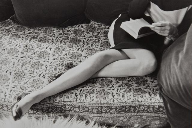 Henri Cartier-Bresson, 'Martine Franck, Paris', 1967, Phillips