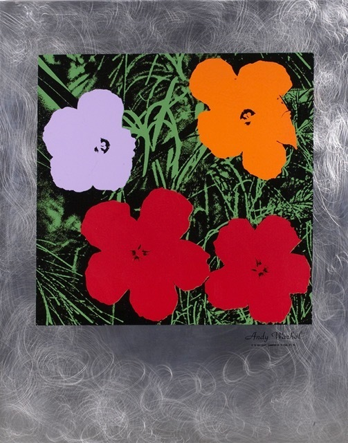 Andy Warhol, 'Flowers 73', 1994, Print, Silkscreen, Contemporary Art and Editions