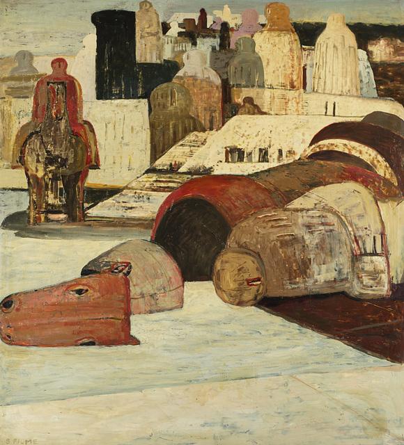 Salvatore Fiume, 'Racconto mediterraneo', Il Ponte