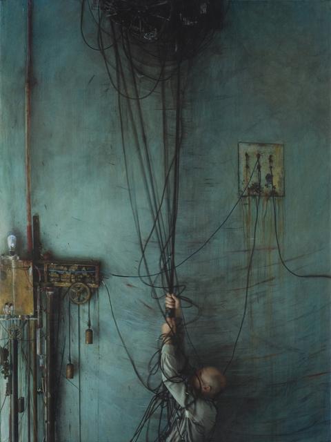 , 'Alchemist,' 2008, Slete Gallery
