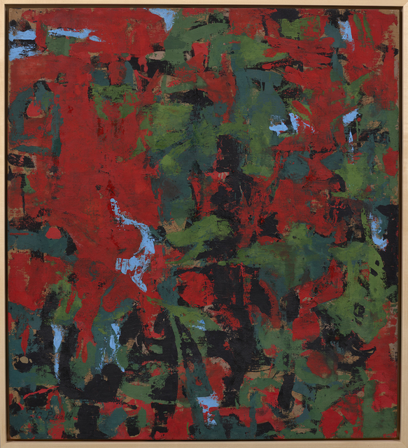 , 'Untitled,' 1955, Berry Campbell Gallery