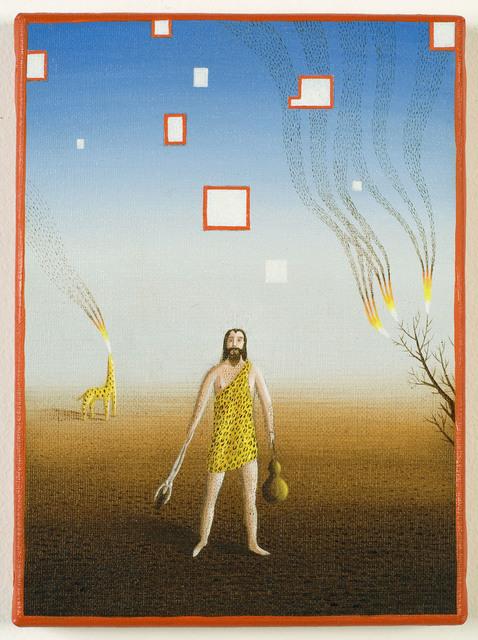 Alex Cerveny, 'Deus Bruto', 2008, Casa Triângulo