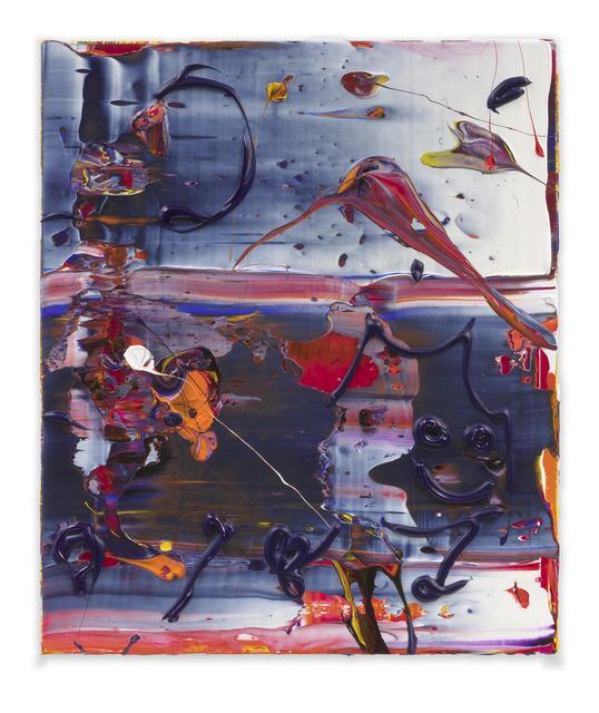 , 'Shuffle Dude,' 2018, Miles McEnery Gallery