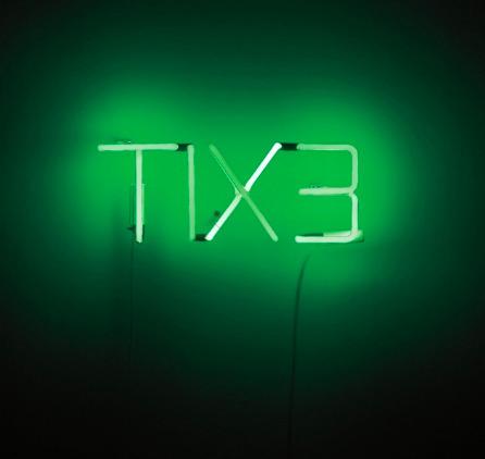 Cerith Wyn  Evans, 'TIX3', 1994, Sara Kay Gallery