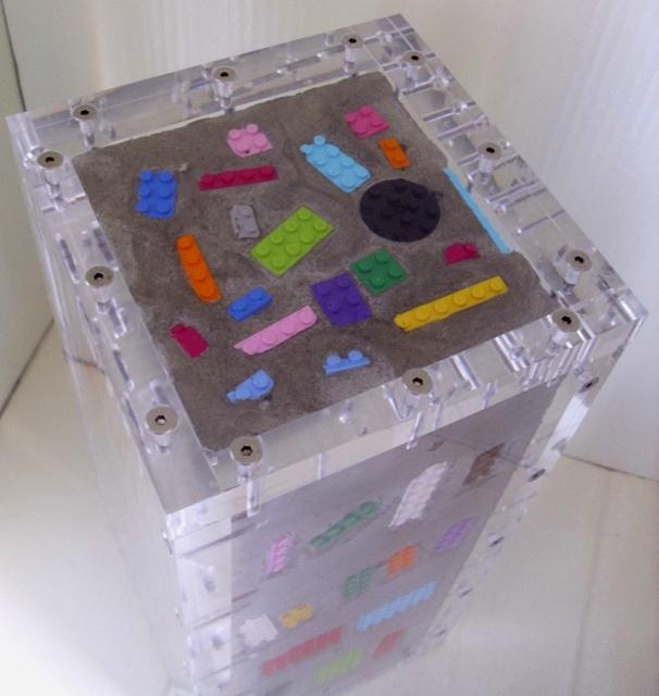 , 'Lego tower,' 2018, Galerie Galea