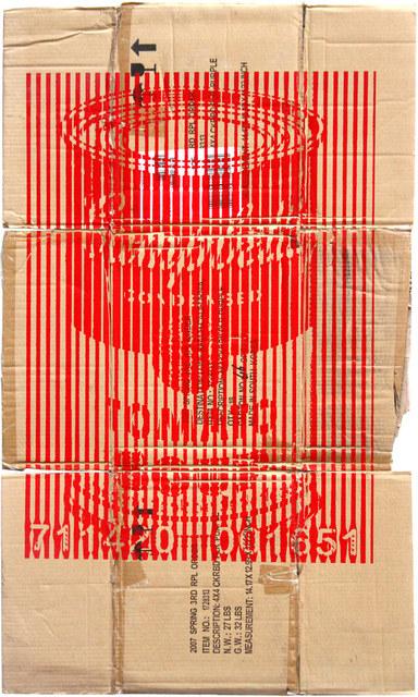 Mr. Brainwash, 'Tomato Soup', 2008, 3 Punts Galeria