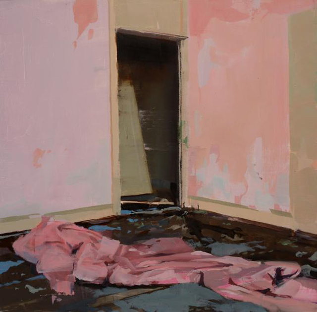 , 'Pink Room,' 2015, Dolby Chadwick Gallery