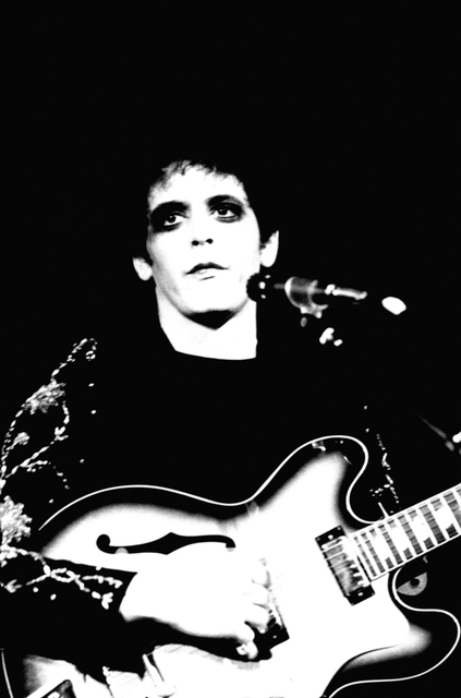 "Mick Rock, 'Lou Reed, ""Transformer,"" Album Cover', 1972 (printed 2014), The Watermill Center Benefit Auction"