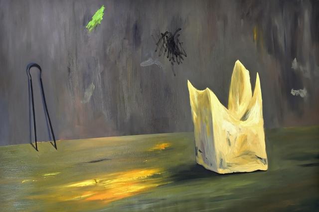 , 'Residual Trails II,' 2016, Galerie Dix9 Hélène Lacharmoise