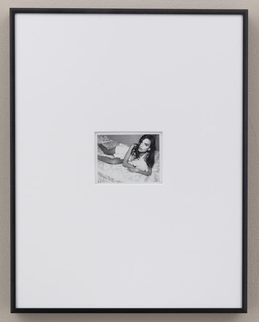 , 'Emily 18,' 2012, Castor Gallery