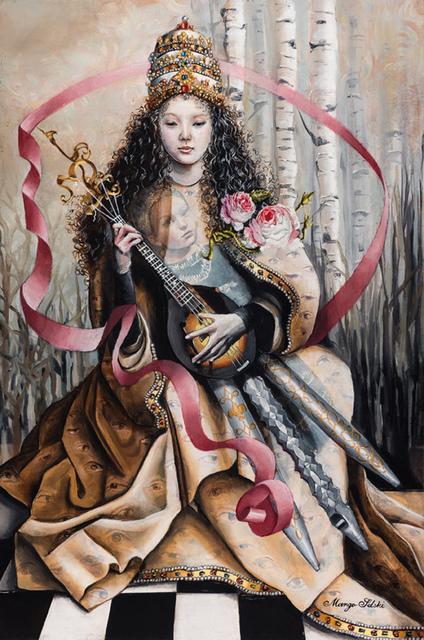 , 'My Mother's Mandolin,' 2019, RJD Gallery