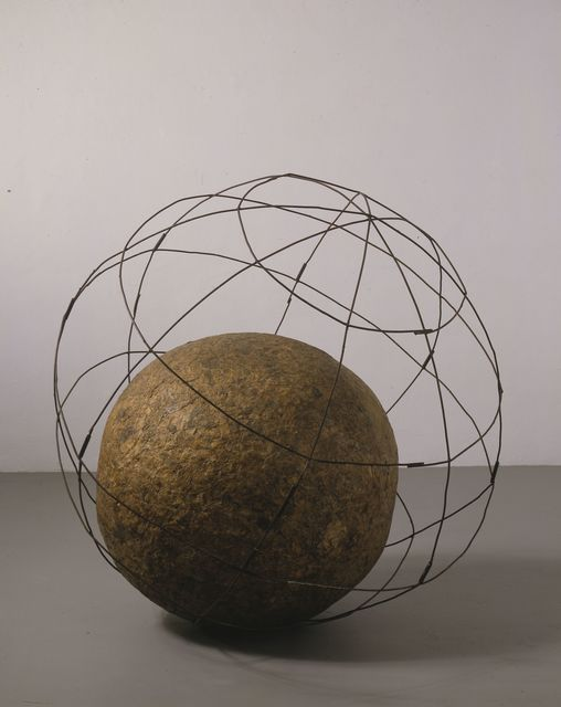 , 'Globe (Mappamondo),' 1966-1968, Peggy Guggenheim Collection