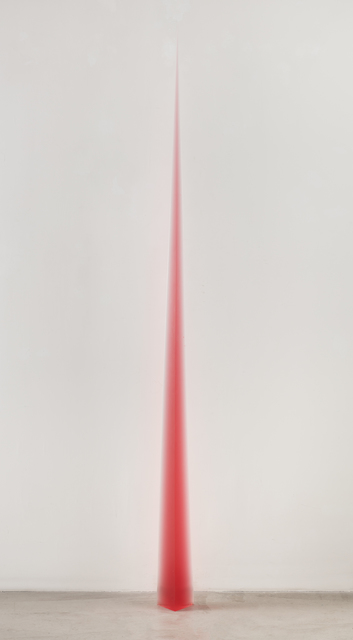 , '1/9/18 Needle (Red),' 2018, Ochi Projects