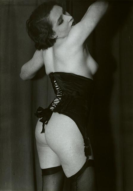 , 'Le Corset Noir,' 1932, Edwynn Houk Gallery