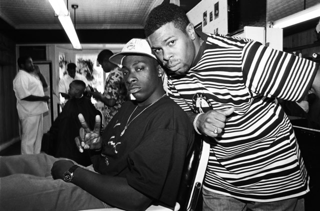 , 'Pete Rock and CL Smooth,' 1992, Getty Images Gallery