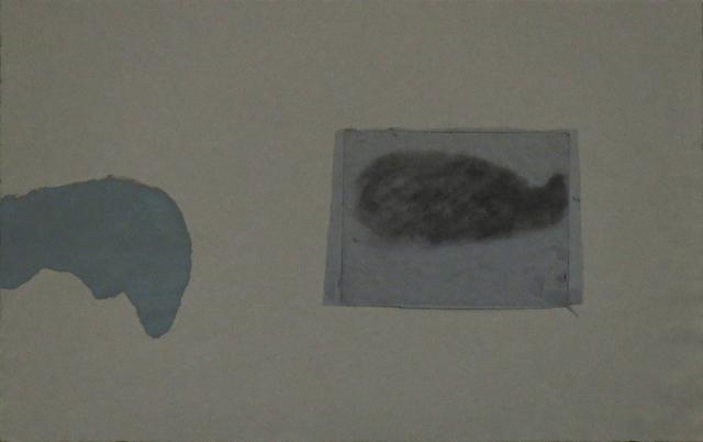 James Brown, 'Untitled (grey & black)', 1984, Asher Grey Gallery