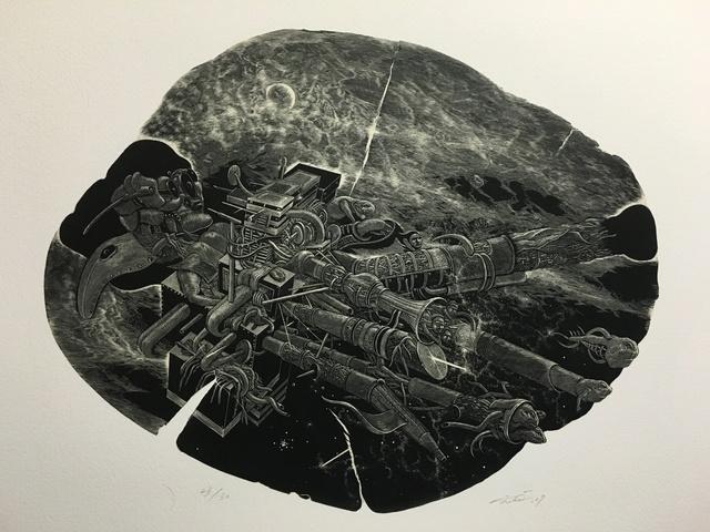, 'Cannon,' 2007, Micheko Galerie