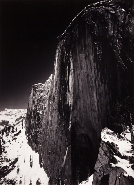 , 'Monolith, The Face of Half Dome,' 1927, Weston Gallery