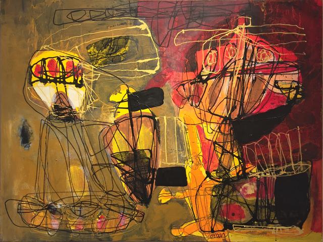 , 'Antelope Hills,' 2014, Turner Carroll Gallery