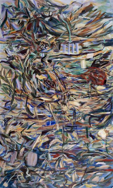 , 'Poseidon,' 2010, Octavia Art Gallery