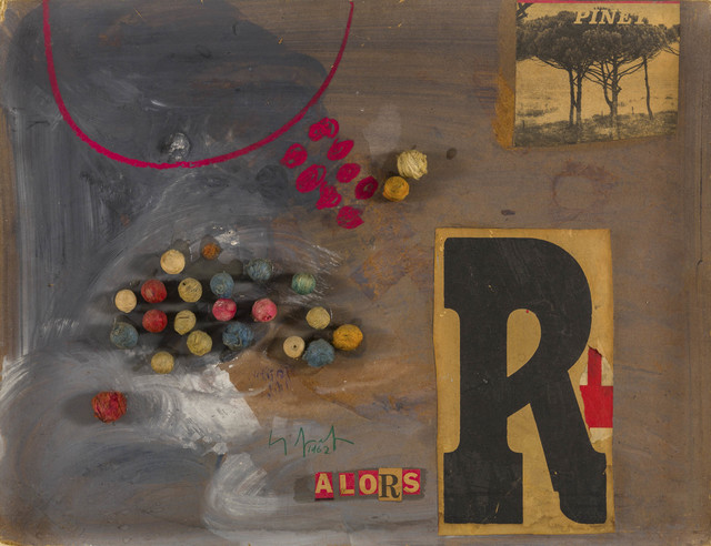 Sergio Dangelo, 'Alors', 1962, ArtRite