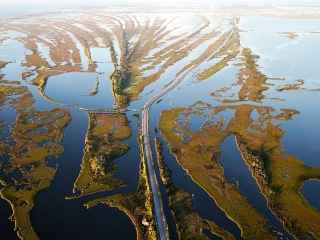 , 'LA 1, Elmer's Island, Jefferson Parish, Louisiana,' 2016, A Gallery for Fine Photography
