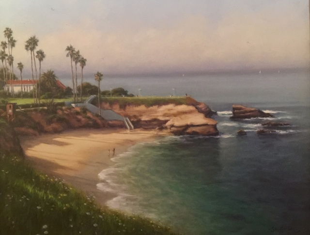 , 'La Jolla,' , Cosmopolitan Fine Arts