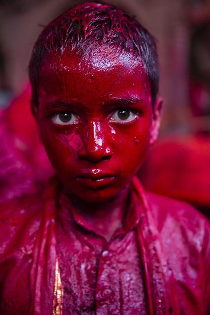 Cristina Garcia Rodero, 'INDIA. Holi festival.', 2017, Magnum Photos