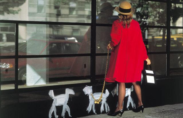 , 'Karen Mulder, Madison avenue, New York,' 1995, Galerie Dumonteil