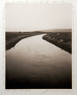 Patti Smith, 'The River Ouse, East Sussex, England', 2008, ClampArt