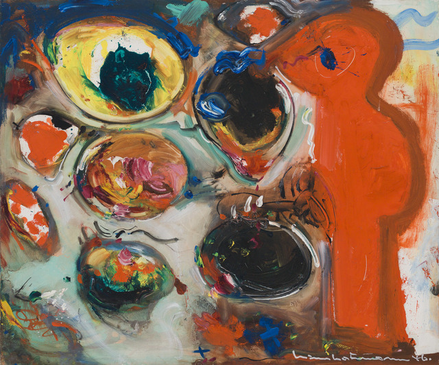 , 'The Conjurer (Small Version),' 1946, Antoine Helwaser Gallery
