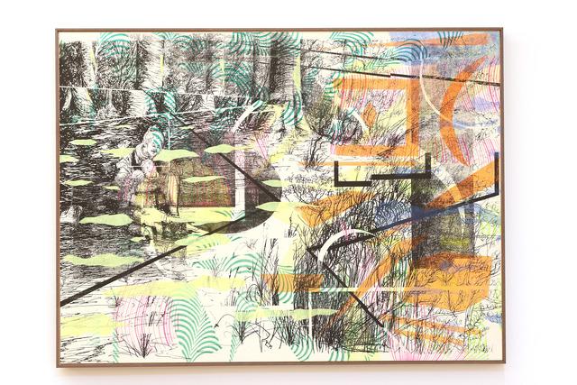 , 'Rügen,' 2018, Galerie Britta von Rettberg