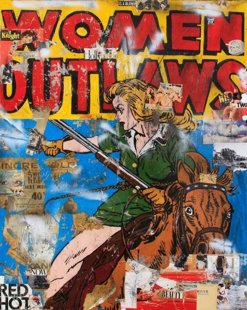 , 'Woman Outlaw,' , Joanne Artman Gallery